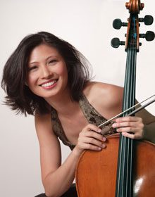 Sophie Shao Performs at Fripp