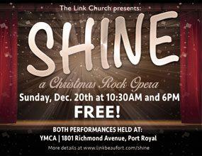 Shine: A Christmas Rock Opera