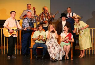 May River Theatre Company Presents 'Smoke on the Mountain'