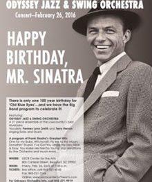 Happy Birthday, Mr. Sinatra