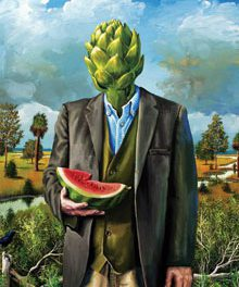 Bill Mead's Lowcountry Surrealism