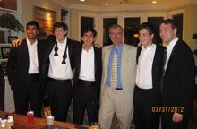 Harveys-Bill-with-DSO-students-after-the-concert-and-party