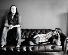 Suzzy Roche & Lucy Wainwright Roche on Fripp