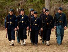 Union Troops to Occupy Beaufort Arsenal