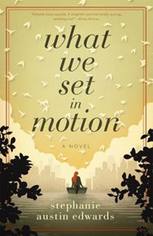 A Writer in Motion