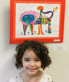 SOBA's K-5 Children's ART EXPO