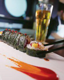 Shrimp-Tuna-Sriacha