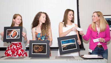 HHH Students Win Kurtzberg Award