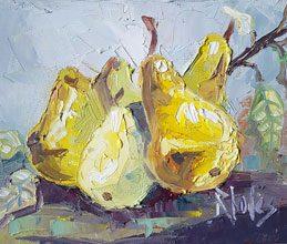 Wildlife-Pears
