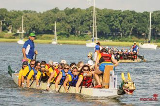 DragonBoat Race Day Labor Day Weekend