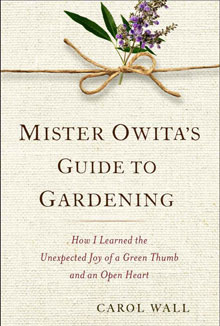 'Mister Owita's Guide to Gardening' Kicks Off Lunch with Author Series