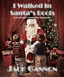 He Walked in Santa's Boots