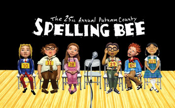 "Auditions for ""Spelling Bee"" at USCB"