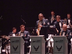 US Air Force Jazz Ensemble to Play FREE Concerts