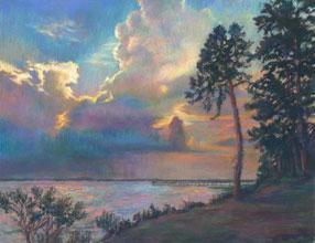 linda-sheppard-evening-glow