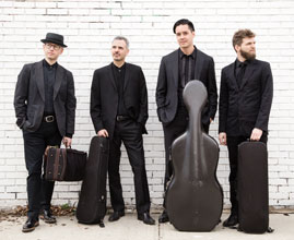 Brooklyn Rider, Chamber Music Rebels