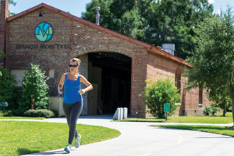 Spanish-Moss-Trail-Woman-Jogging