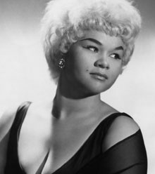At Last . . . CFA Hosts Etta James Tribute