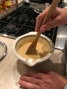 everyday-hoe-cake-batter