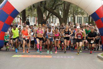 9th Annual Beaufort Twilight Run