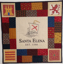 Local Quilters Master the 'Santa Elena Challenge'