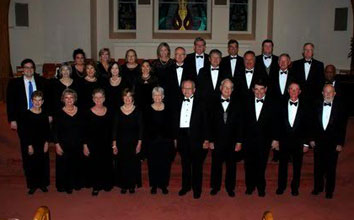 "Sea Island Chamber Singers Present ""Seven Last Words"""