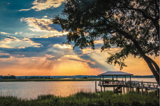 Beauty-of-Beaufort-Dimke-Sunset-Over-Bft-River