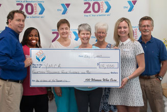 100 Women Who Care . . . About The Y