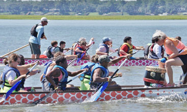 Dragonboat Race Day 2016 4