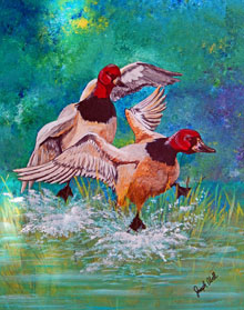 'Loving the Low Country' at BAA Gallery