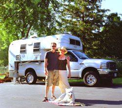 Journey camper