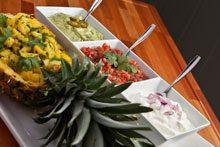 everyday pineapple salsa