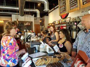 local biz coffee