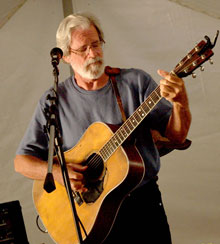 Jack Williams at Music on Malphrus