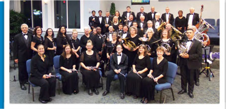 Wind Symphony & Chorale Will Perform 'European Treasures'
