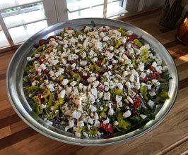 celebrate greek salad