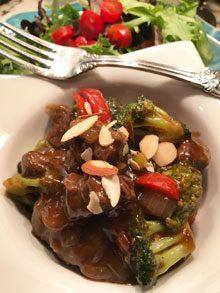 celebrate oriental beef