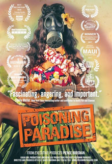 Poisoning Paradise Poster