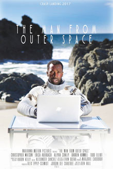 TheManFromOuterSpace Poster