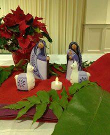 Nativity Celebration Will Honor Marion Leach