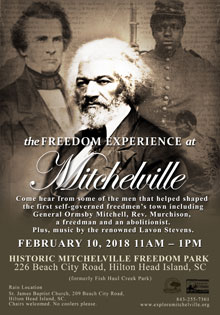 The Freedom Experience: Men of Mitchelville