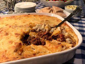 celebrate pastitsio covington