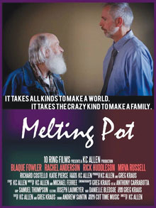 BIFF Melting Pot Poster
