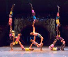 Cirque Zuma Zuma at USCB