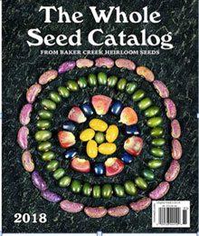 garden seed catalogue