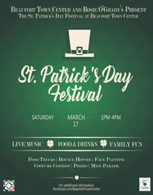 Rosie O'Grady's Presents St. Patrick's Day Festival
