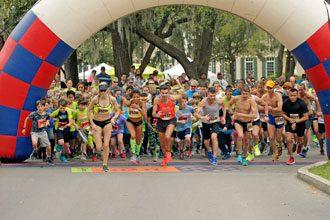 Twiligh Run 2017 Start Line 2