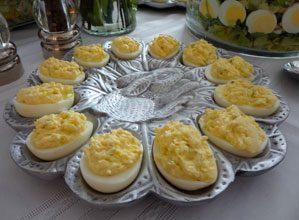 celebrate mamas deviled eggs