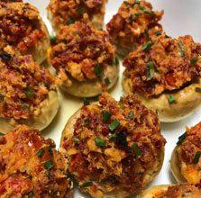 celebrate sun dried tomato mushrooms