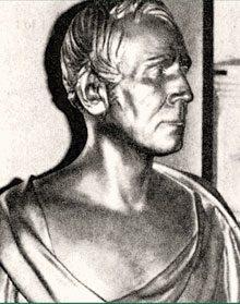 SCAA Bust of John Blake White